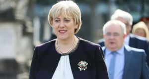A letter with 80 signatories was published in The Irish Times this week urging the Minister for Culture Heather Humphreys to intervene before the sale. Photograph: Brian Lawless/PA Wire