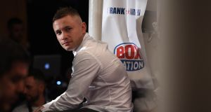Carl Frampton will face his next fight in Belfast on November 18th. Photo: Charles McQuillan/Getty Images