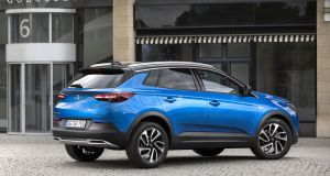 The Grandland X has a good boot at 514 litres expandable to 1,652 litres with the rear seats down. Should you get a puncture there is just an inflation kit but you can get a proper spare wheel from your dealer for €150.