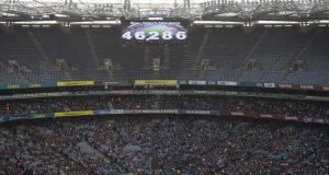 The Dublin-Mayo women's final attracted a record attendance of  46,286 – but the women's wing of the GAA can still run their house better. Photograph:  Stephen McCarthy/Sportsfile