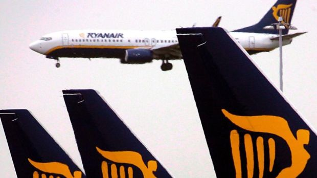 Ryanair has had a much bigger impact on all our lives – and in a largely positive way – than any of the other Irish brands. Photograph: Andy Rain/EPA