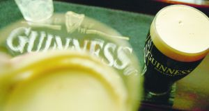 Guinness is sold in more than 150 countries, with 10 million glasses downed every day. Photograph: Peter Macdiarmid/Reuters