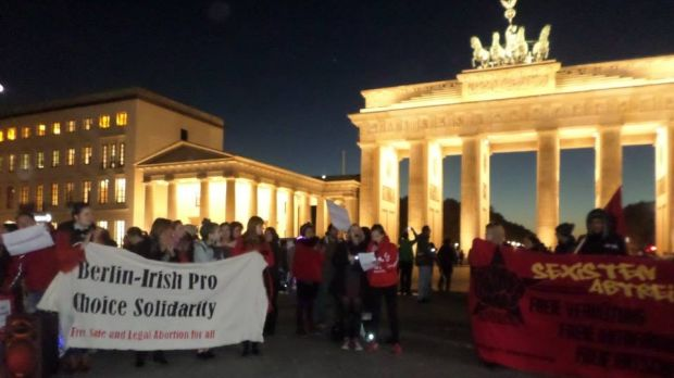 In Berlin, a solidarity rally will take place at Tempelhofer Feld, a former airport