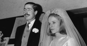 Lord and Lady Lucan: John Bingham and Veronica Duncan after their marriage, in 1963. Photograph: Douglas Miller/Keystone/Getty