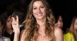 Gisele Bundchen attends the Green Carpet Fashion Awards Italia 2017. Photograph: Getty