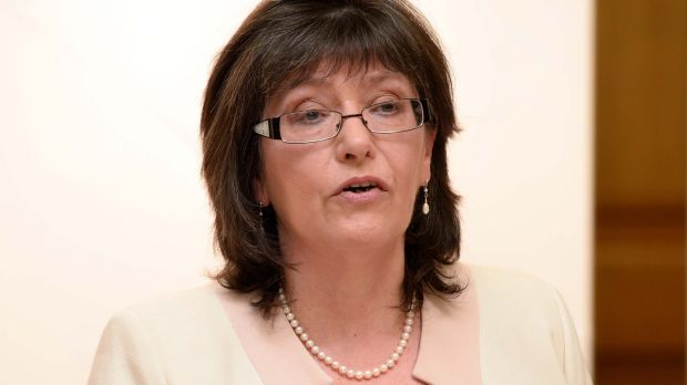 Policing Authority chairperson Josephine Feehily has said if the Garda commissioner recruitment process was put on hold for a year, it would be at least another nine months after that before a new commissioner was in place. File photograph: Eric Luke/The Irish Times