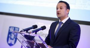 "Taoiseach Leo Varadkar said in a video posted on Twitter on Wednesday it was important that Ireland continued to develop motorways linking cities such as Cork, Limerick and Galway so that all roads ""do not lead to Dublin."" Photograph: Maxwells"