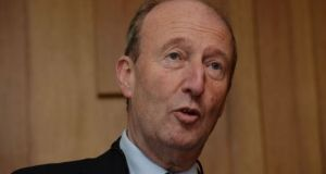 Minister for Sport Shane Ross was requested  to investigate the agreement between the OCI and THG. Photograph: Alan Betson