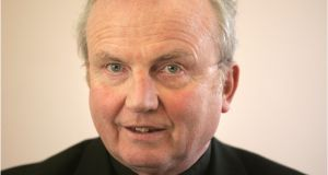 The Bishop of Derry Dr Donal McKeown said marriage used to make a 'hugely significant' transition from the single to married life, but that transition had been devalued. Photograph: Dara Mac Donaill/ The Irish Times.