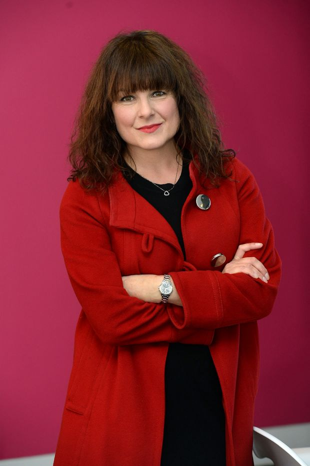 "Tara Flynn. ""Why do we say that the stance that abortion is acceptable only on grounds of rape or incest is not a moderate one?"" Photograph: Cyril Byrne/ The Irish Times"