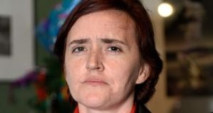 Anne Marie Waters, founder of Sharia Watch and candidate for the leadership of Ukip. Photograph: Tony Margiocchi/Barcroft Media
