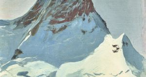 'The Summit of the Jungfrau' by Sir John Lavery
