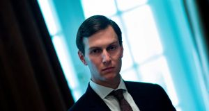 There is no evidence that Jared Kushner has committed voter fraud, which would require him to have deliberately misled the authorities. Photograph: / Brendan Smialowski/AFP