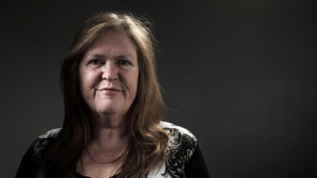 Political wife: Jane Sanders in 2016, during her husband's campaign. Photograph: TJ Kirkpatrick/Bloomberg