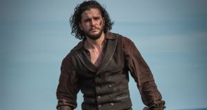 Once upon a time in Jon Snow's west: Kit Harington in Brimstone