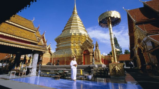 Wat Doi Suthep in Chiang Mai
