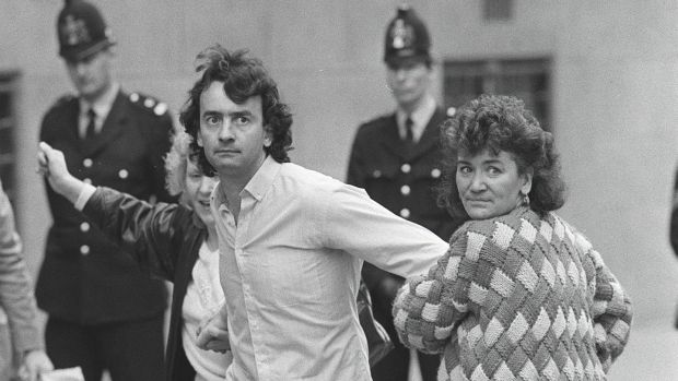 In the Name of the Son, The Gerry Conlon Story by Richard O'Rawe 'is a  salutary and important book'