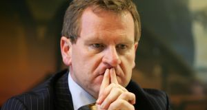 Ibec chief executive Danny McCoy has bemoaned a lack of 'respect' for lobbyists. File photograph: Eric Luke/The Irish Times