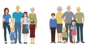The generation game. Illustration: iStock