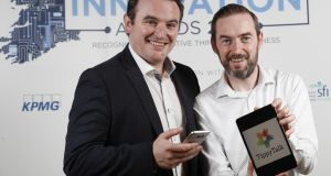 John Clohessy and Rob Laffan of TippyTalk