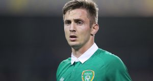 Kevin Doyle has retired from football on medical grounds. Photo: Cathal Noonan/Inpho