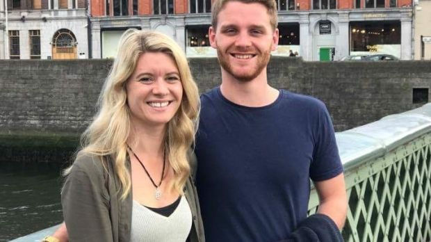 Alexander Martin moved to Ireland in May 2017.