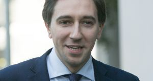 Minister for Health Simon Harris complained to HSE director Tony O'Brien about health events and launches  taking place 'without his office being informed in advance'. Photograph: Gareth Chaney/Collins