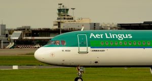 Aer Lingus said EI 777 was cancelled due to a technical fault with the aircraft.  File Photograph: Cyril Byrne