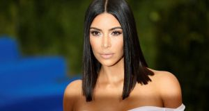 Kardashian has been vocal about the robbery in which millions of dollars worth of jewellery was stolen from her. Photograph: Lucas Jackson/Rueters