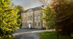 Play Segway polo on the lawn or go foraging for ingredients for your evening meal at Roundwood House in Co Laois