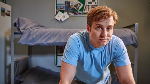 A thick idea? Kevin Bishop as Fletch in Porridge
