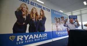 "Despite Ryanair's history of in-flight scratch cards, alcohol and calendars featuring scantily clad female staff,  Inspire – which invests in ""companies that are blessings"" – approves of the airline. Photograph: Nick Bradshaw"
