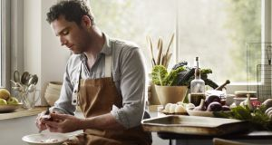 Gill Meller: the River Cottage chef will be cooking a harvest supper at Burtown House, Co Kildare on October 20th