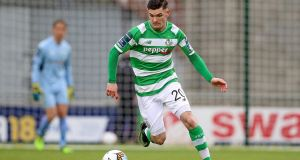 Shamrock Rovers Trevor Clarke has also been included in the squad. Photo: Inpho
