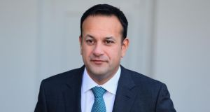Taoiseach Leo Varadkar: trying to strategically shape the landscape of political debate and competition to his advantage. Photograph: Brian Lawless/PA Wire