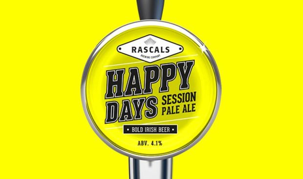 Rascals Happy Days session IPA is another good one