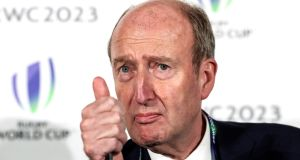 Minister for Sport Shane Ross is July made the crazy suggestion that Ireland should bid for the  Olympics, should its hosting of the 2023 Rugby World Cup prove successful. Photograph: Billy Stickland/Inpho