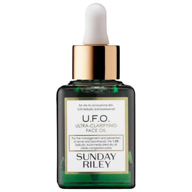 Sunday Riley U.F.O Clarifying Face Oil (€88 from Space NK)