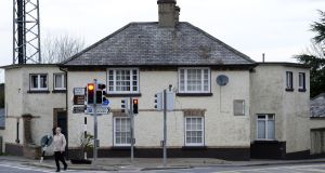 Stepaside Garda Station in Co Dublin. Photograph: Cyril Byrne