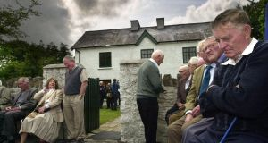 The Famine Warhouse 1848,  a commemorative visitor centre run by the OPW, outside Ballingarry in Co Tipperary.  File photograph: Brenda Fitzsimons/The Irish Times