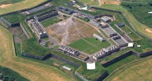 With over 2,300 inmates in 1850, Spike Island was by far the largest prison in the United Kingdom as it was then constituted.