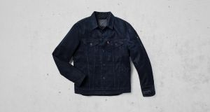 Levi's Commuter Trucker Jacket can only be washed 10, however, before the woven-in technology is affected
