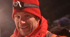 Kevin Hallahan (43) was 'a skilled and experienced mountaineer who selflessly applied his knowledge to help those in need.'
