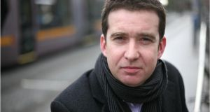 Neva Labs co-founder Mark Little: The company believes future news consumption will involve 'a personal assistant for news'. Photograph: Dara Mac Dónaill