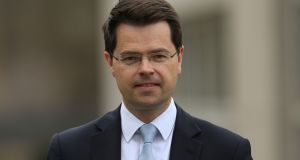 Secretary of State for Northern Ireland James Brokenshire: 'Unless we get an executive in place during the course of this month, I will have to set a budget'. Photograph: Niall Carson/PA Wire