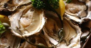 Oysters were  the first 'fast food' of the industrial revolution. Photograph: BIM