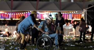 Mass shooting in Las Vegas More than 20 people killed after gunman opens fire at a country music festival
