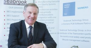 Seabrook founder and managing director Sean O'Sullivan welcomed the partnership.
