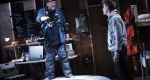 Melt review: A play that goes to the end of the world
