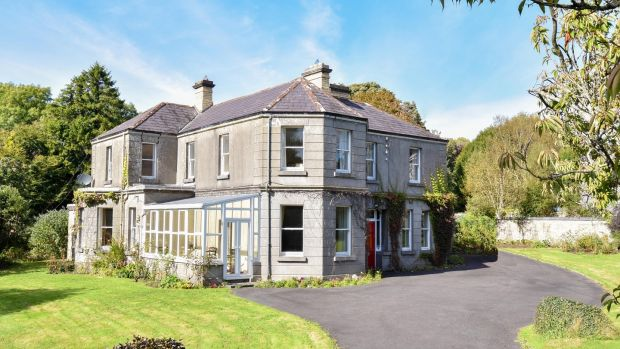 Admirable Landmark Home Of Galway Doctor To Auction For 1 35M Interior Design Ideas Philsoteloinfo
